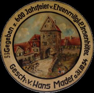 600 Jahre KPSG Langenzenn